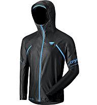Dynafit Ultra Shakedry 150 - GORE-TEX Trailrunningjacke - Herren, Black/Blue