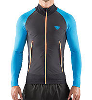 Dynafit Ultra S-Tech - giacca trailrunning - uomo, Blue/Black