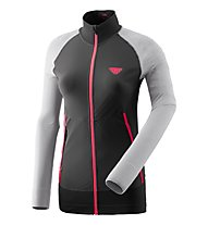 Dynafit Ultra S-Tech - giacca trail running - donna, Black/White