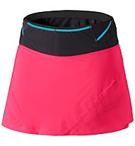 Dynafit Ultra 2/1 - kurzer Trailrunningrock - Damen, Pink/Black