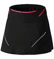 Dynafit Ultra 2/1 - kurzer Trailrunningrock - Damen, Black/Pink