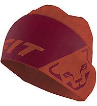 Dynafit Upcycled Speed Polartec - Mütze, Red/Dark Orange