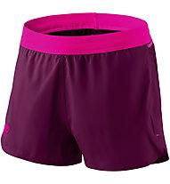 Dynafit Vert - Trailrunninghose - Damen, Dark Pink/Pink
