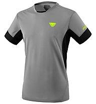 Dynafit Vertical 2 - T-Shirt Trailrunning - Herren, Grey/Black