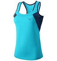 Dynafit Vertical 2 - top trail running - donna, Light Blue/Dark Blue