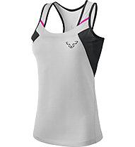 Dynafit Vertical 2 - top trail running - donna, Light Grey/Black/Pink