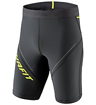 Dynafit Vertical 2 - kurze Trailrunninghose - Herren, Black/Yellow
