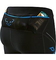 Dynafit Vertical - kurze Trailrunninghose - Herren, Black/Blue