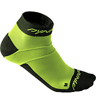 Dynafit Vertical Mesh - calzini trail running - uomo, Yellow/Black