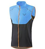 Dynafit Vertical Wind 49 - gilet trail running - uomo, Blue/Black