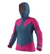 Dynafit W Radical Gore-Tex®- giacca scialpinismo - donna, Dark Blue/Pink