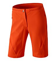 Dynafit Xtrail - kurze Trailrunninghose - Damen, Orange