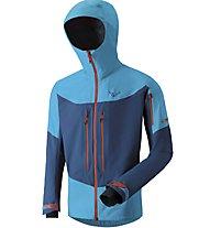 Dynafit Yotei GORE-TEX - giacca scialpinismo - uomo, Blue/Light Blue