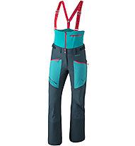 Dynafit Yotei GTX W - pantaloni sci alpinismo - donna, Green