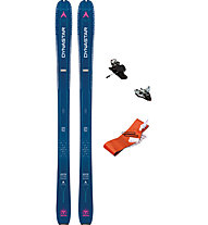 Dynastar Set Vertical Doe: Ski + Bindung + Felle - Damen