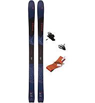 Dynastar Set Vertical Pro: sci da scialpinismo+attacco+pelli