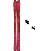 Dynastar Set Vertical Pro W: Skitourenski+Bindung