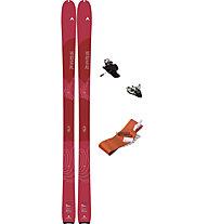 Dynastar Set Vertical Pro W: Skitourenski+Bindung+Felle