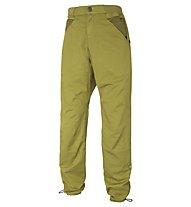 E9 3 Angolo - pantaloni lunghi arrampicata - uomo, Green