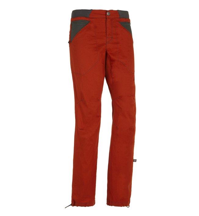 E9 3 Angolo - pantaloni arrampicata - uomo, Orange