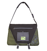 E9 B-Bag - Seilsack, Green/Black