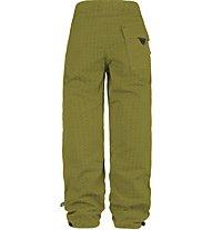 E9 B Monotone - Kletter- und Boulderhose - Jungen, Green
