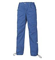 E9 B Montone Pant Pantaloni corti arrampicata bambino, Blue