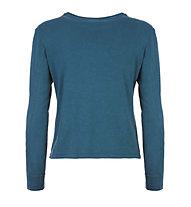 E9 B Planet - Langarmshirt - Kinder, Blue