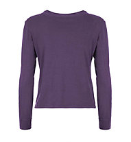 E9 B Planet - Langarmshirt - Kinder, Purple