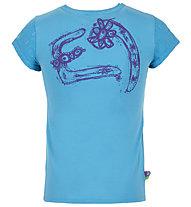 E9 B Rica - T-shirt - bambino, Light Blue