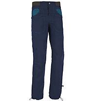 E9 B Rondo Story - pantaloni arrampicata - bambino, Blue