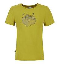 E9 B Space - Kinder-Kletter-T-Shirt, Green