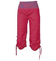 E9 Cleo Pant Freeclimbing Hose Damen, Pink