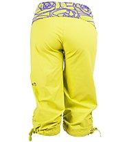 E9 Cleo Pant Freeclimbing Hose Damen, Green
