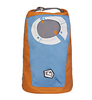 E9 Cyclope - zaino portacorde, Orange/Light Blue