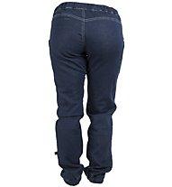 E9 Deni Pant Damen Kletter- und Boulderhose, Blue
