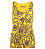 E9 Dona SP - Kletter-/Bouldertanktop - Damen, Yellow