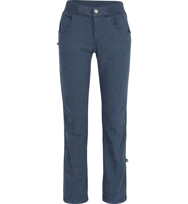 E9 Fior19 SP - pantaloni lunghi arrampicata - donna, Dark Blue