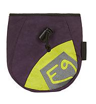 E9 Goccia - Magnesiumbeutel, Violet/Green