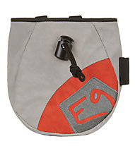 E9 Goccia - Magnesiumbeutel, Light Grey/Orange