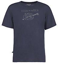 E9 Guitar - T-Shirt Klettern - Herren, Blue