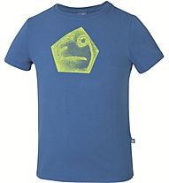 E9 Henry - T-Shirt arrampicata - Bambino, Blue
