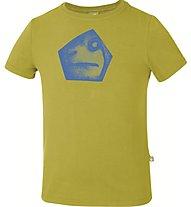 E9 Henry T-Shirt Kinder T-Shirt Klettern Bouldern, Green