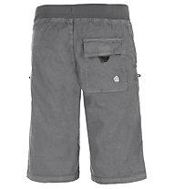 E9 Kroc Flax - pantaloni corti arrampicata - uomo, Grey