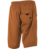 E9 Kroc Short - kurze Kletterhose Herren, Orange