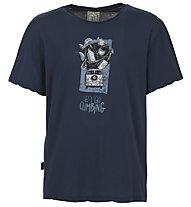 E9 Lez - Kletter-Shirt - Herren, Blue