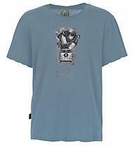 E9 Lez - Kletter-Shirt - Herren, Light Blue