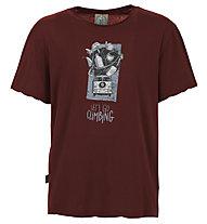 E9 Lez - Kletter-Shirt - Herren, Red