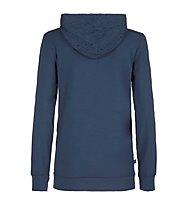 E9 Linda - maglia a maniche lunghe - donna, Dark Blue