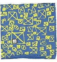 E9 Mina Sp - Stirnband Klettern, Blue